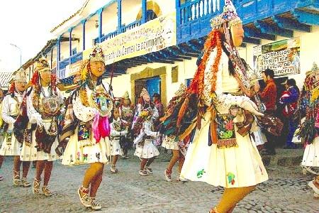 праздник жизни La Virgen del Carmen