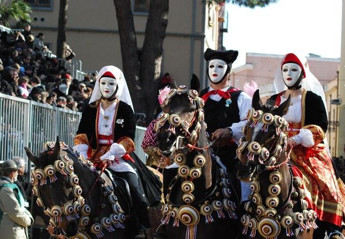 фестиваль La Sartiglia