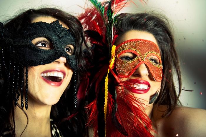 праздник Mardi Gras