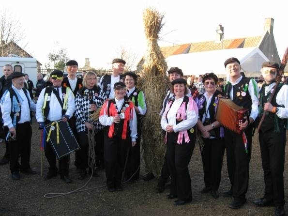 Фестиваль Lincolnshire's Straw Bear