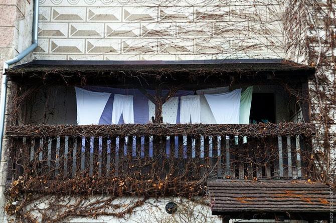 фасады загородных домов