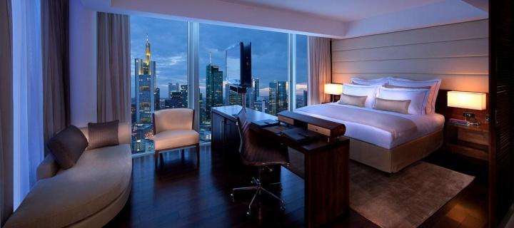 Отель Jumeirah Frankfurt