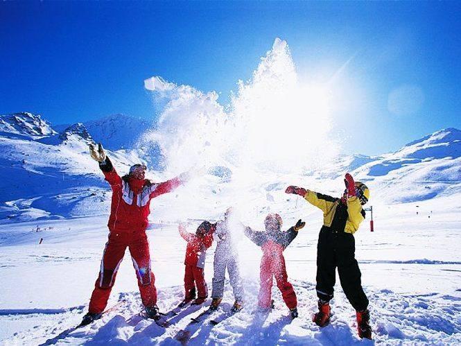 Где лучше провести свой отдых в зимний период