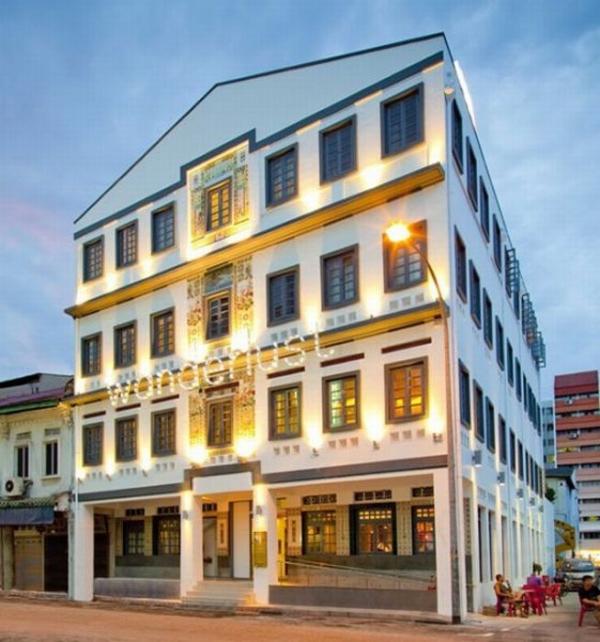 Стильный отель