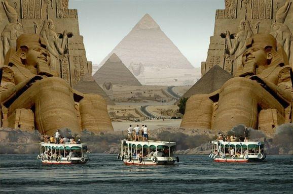 Египет: здесь каждый клиент - фараон