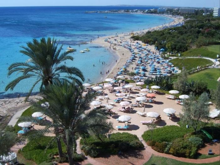 Кипр - остров, на котором легко забыть обо всем