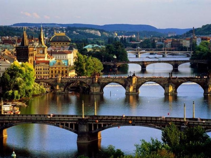 Чехия – сказочный целебный мир