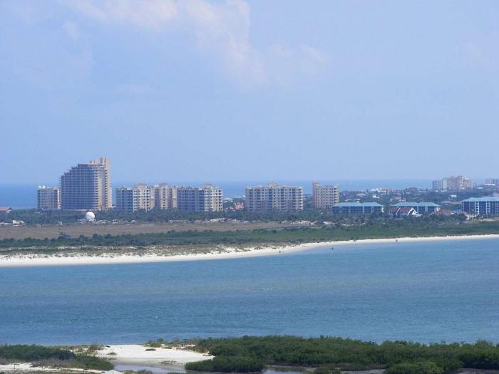Пляж New Smyrna