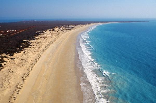 Опасные пляжи мира Cable Beach