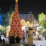 Что ждет туристов на Рождество в Афинах