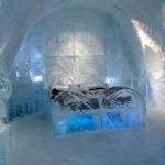 Самый большой ледяной отель в мире открылся в Швеции