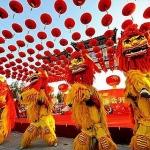 Гонконг встретит китайский Новый год с размахом