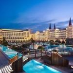 Mardan Palace - самый дорогой отель на территории Европы