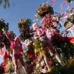 Ницца в феврале ждет гостей на карнавал