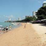 Пляж Pattaya Beach может исчезнуть через 5 лет