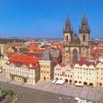 В Пражском граде для публики открылся уникальный алтарь голландского мастера