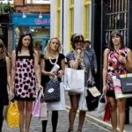 Лондон назвали столицей мирового шопинга